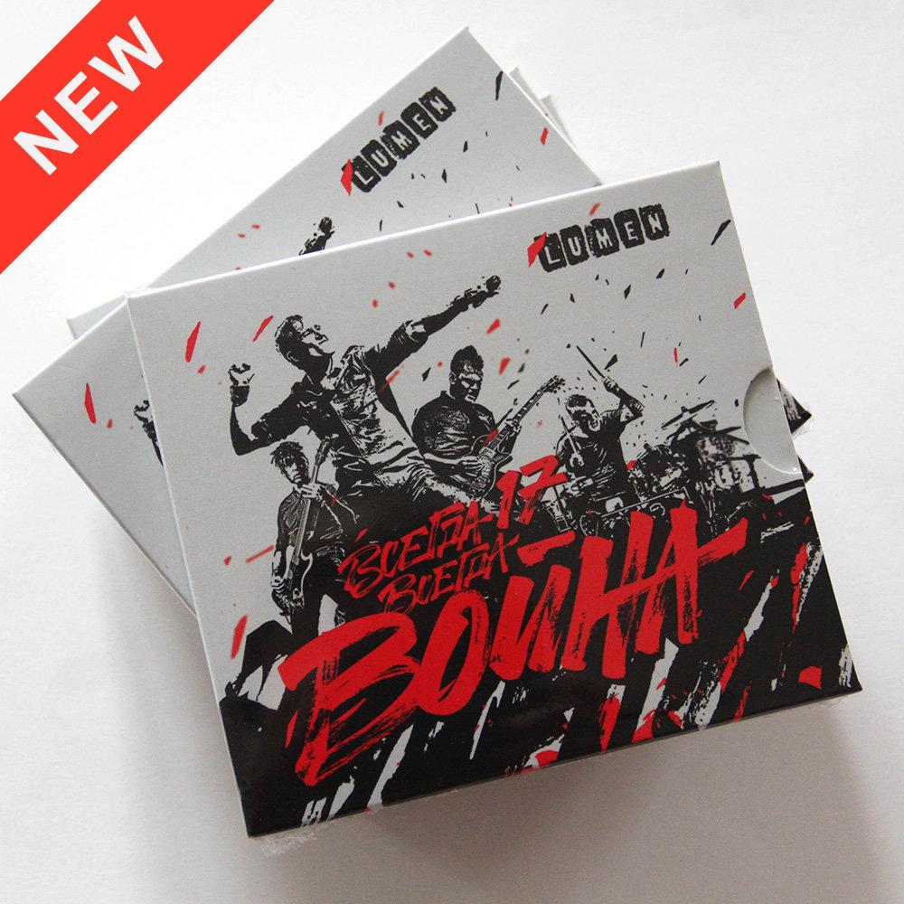 Альбомы на CD/DVD